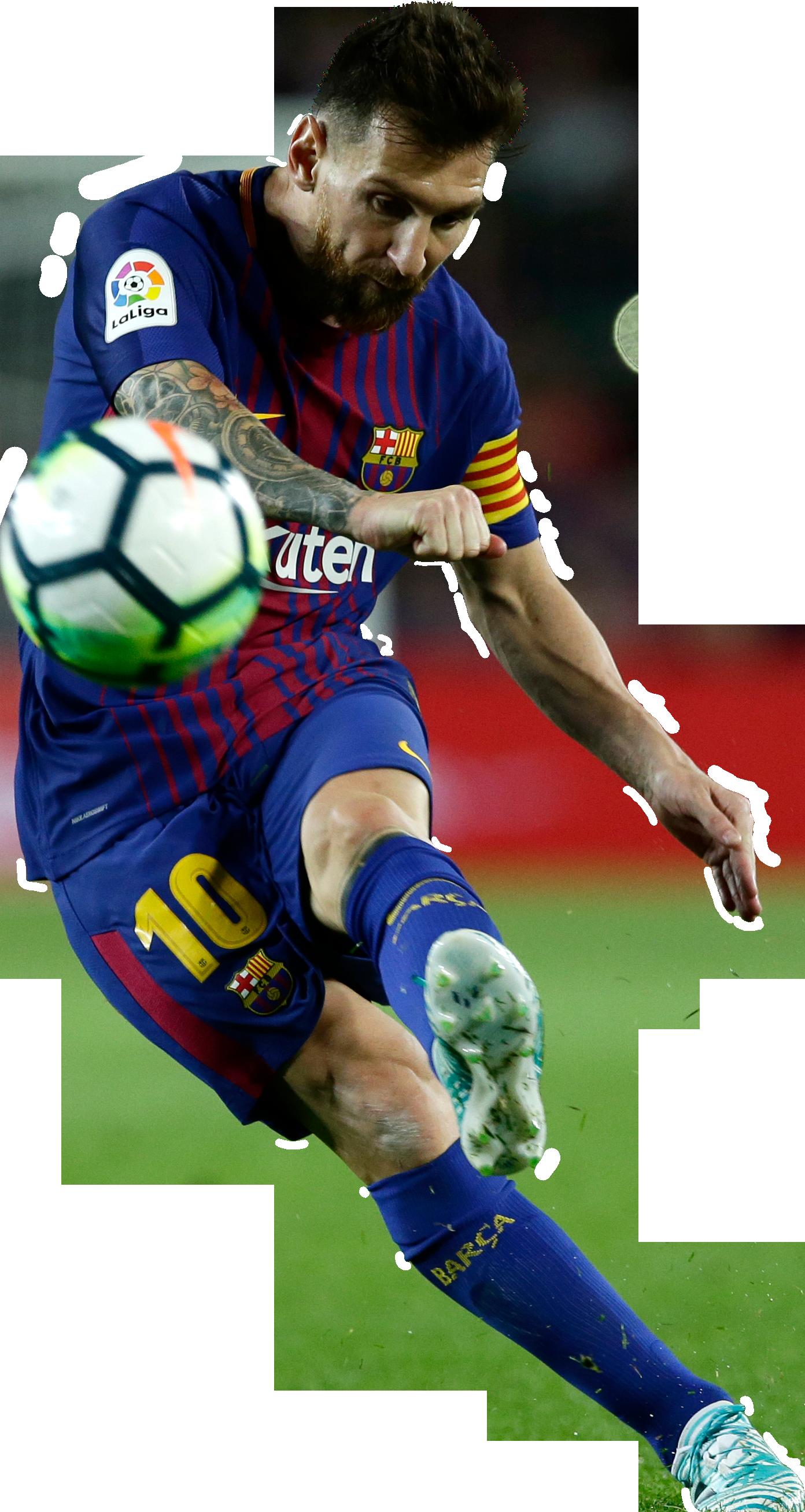 - Messi render football Lionel 41298 - FootyRenders