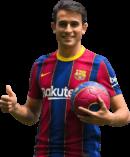 Eric Garcia football render