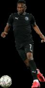 Eric Traoré football render