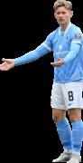 Erik Tallig football render