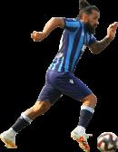 Erkan Zengin football render