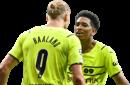 Erling Braut Håland & Jude Bellingham football render