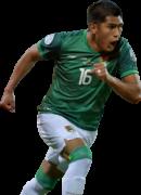 Erwin Saavedra football render