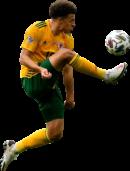 Ethan Ampadu football render