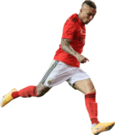 "Everton ""Cebolinha"" Soares football render"