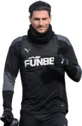 Fabian Schär football render