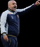 Fabio Liverani football render