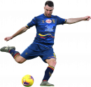 Fabio Lucioni football render