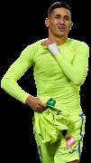 Faycal Fajr football render