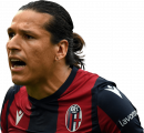 Federico Santander football render