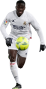 Ferland Mendy football render