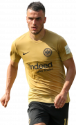 Filip Kostić football render