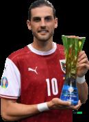Florian Grillitsch football render