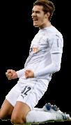 Florian Neuhaus football render