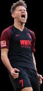 Florian Niederlechner football render