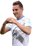 Florian Thauvin football render