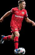 Florian Wirtz football render