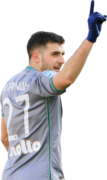 Fotis Ioannidis football render