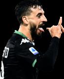 Francesco Caputo football render