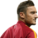 Francesco Totti football render