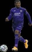 Francis Amuzu football render