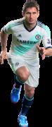 Frank Lampard football render