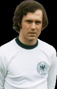 Franz Beckenbauer football render