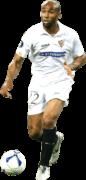 Frédéric Kanouté football render