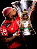 Gabriel Barbosa football render