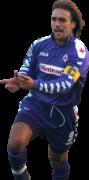 Gabriel Batistuta football render