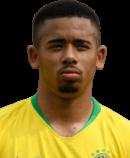 Gabriel Jesus football render