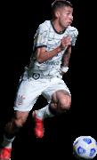 Gabriel Pereira football render