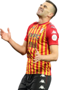Gabriele Moncini football render