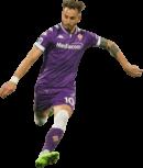 Gaetano Castrovilli football render