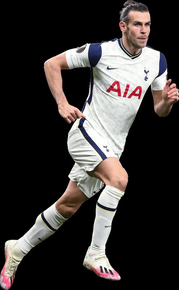 Gareth Bale Football Render 72916 Footyrenders
