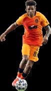 Gedson Fernandes football render