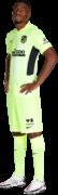 Geoffrey Kondogbia football render
