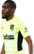 Geoffrey Kondogbia football render