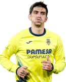 Gerard Moreno football render