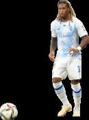 Gerson Rodrigues football render