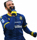 Giampaolo Pazzini football render
