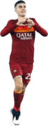 Gianluca Mancini football render