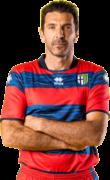 Gianluigi Buffon football render