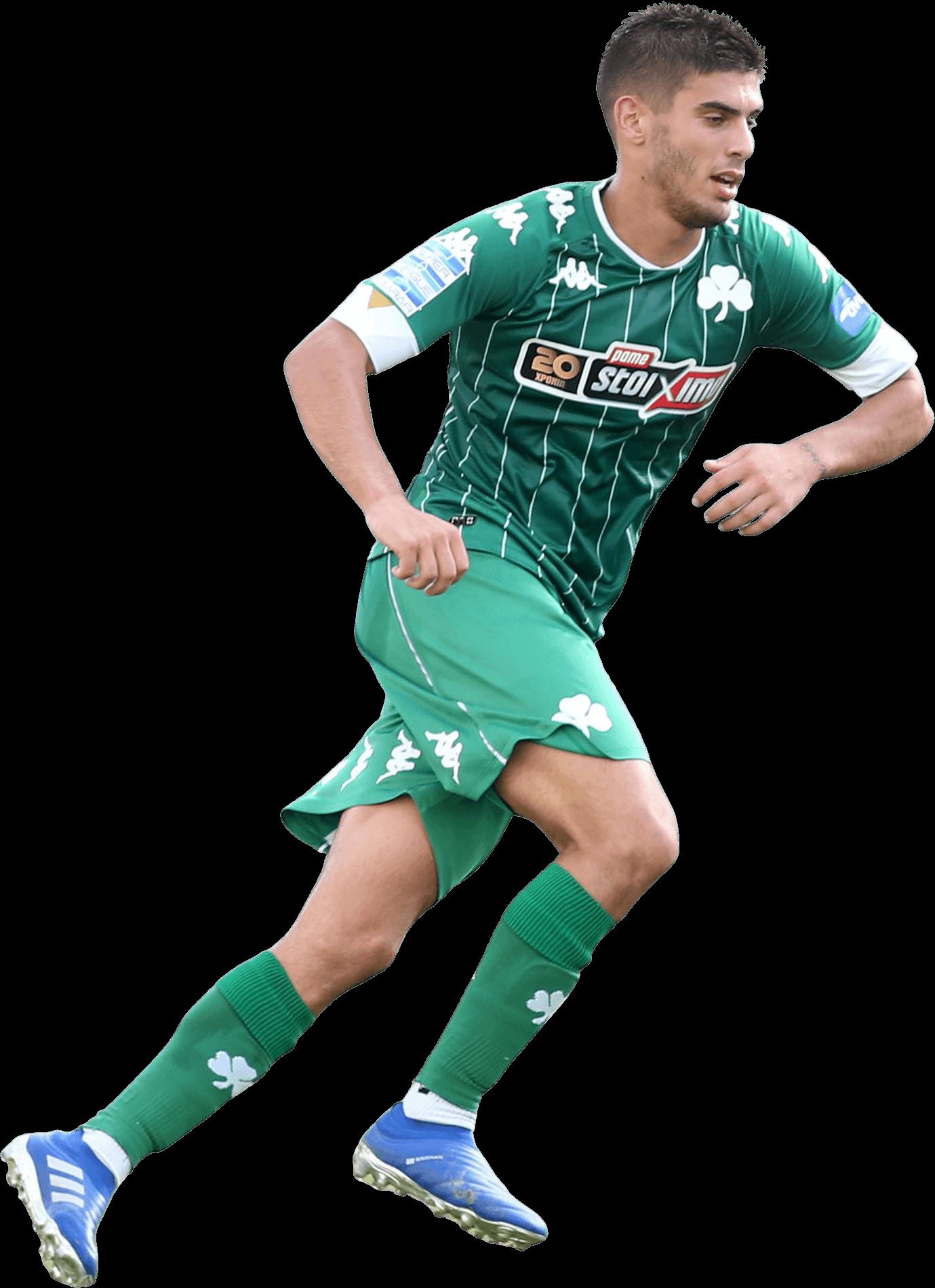 Giannis Bouzoukisrender