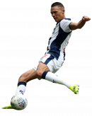 Kieran Gibbs football render