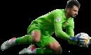 Giorgi Mamardashvili football render