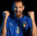 Giorgio Chiellini football render