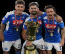 Giovanni Di Lorenzo, Elseid Hysaj & Mário Rui football render