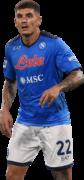 Giovanni Di Lorenzo football render