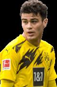 Giovanni Reyna football render